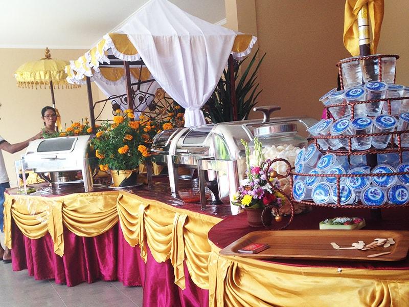 Tips Memilih Jasa Catering Pernikahan